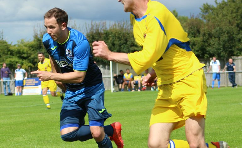 Aycliffe off to winning start in the FA Cup