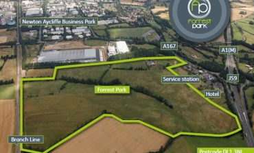 Pub and restaurant plans for Aycliffe Business Park