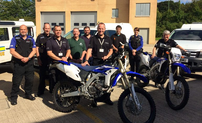 Nuisance off-road bikers targeted in police crackdown