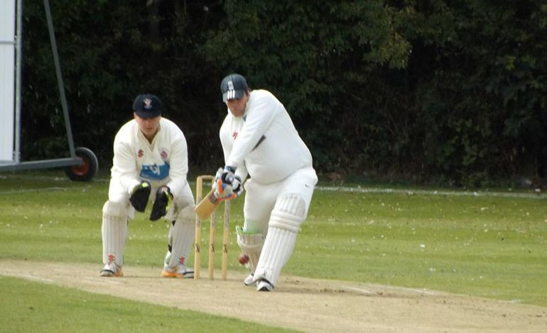 Cricket: Aycliffe narrowly beaten at home