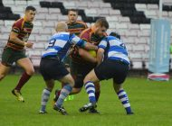 Aycliffe fall short in hard-fought friendly at Mowden Park