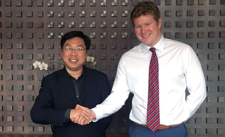 Tekmar awarded its first large contract in mainland China