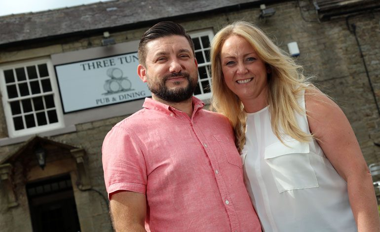 Bank Holiday weekend celebrations for Aycliffe publicans
