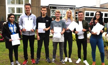 Top marks for 'Magnificent Seven' as school achieves best-ever results