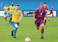 Aycliffe crash out of FA Cup