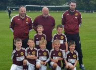 Aycliffe Juniors' teams gear up for the new season