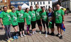 Aycliffe runners in Darlo 10k