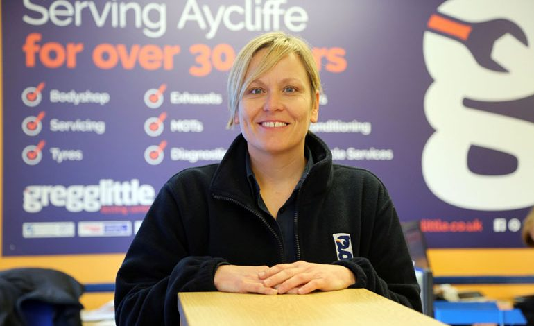 Motoring offer for Aycliffe Business Park employees