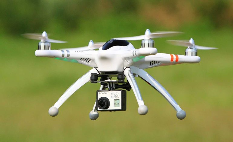 Drone pilots reminded of strict flying rules