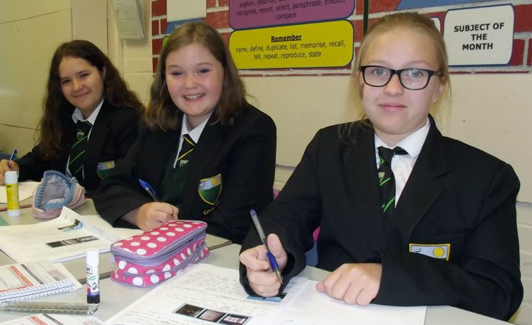 Greenfield students make great start to new term