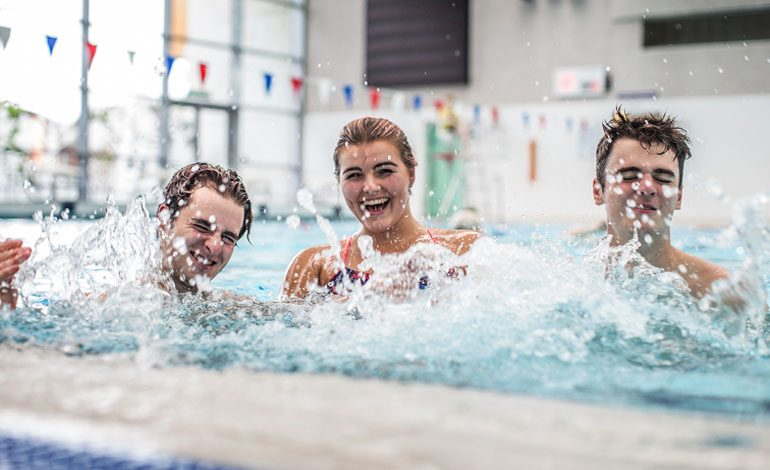 Free seven-day leisure centre passes in September