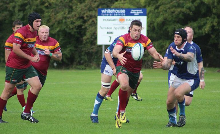 'Little' Aycliffe topple mighty Ryton