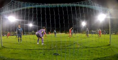 Injury-time killer knocks Aycliffe out of League Cup