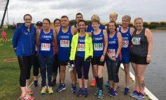 Aycliffe runners in Redcar Half Marathon