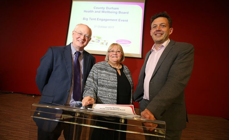 Helping to shape future of health and care provision