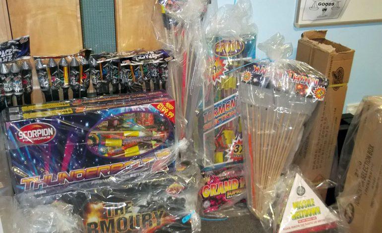 Keeping safe for firework festivities