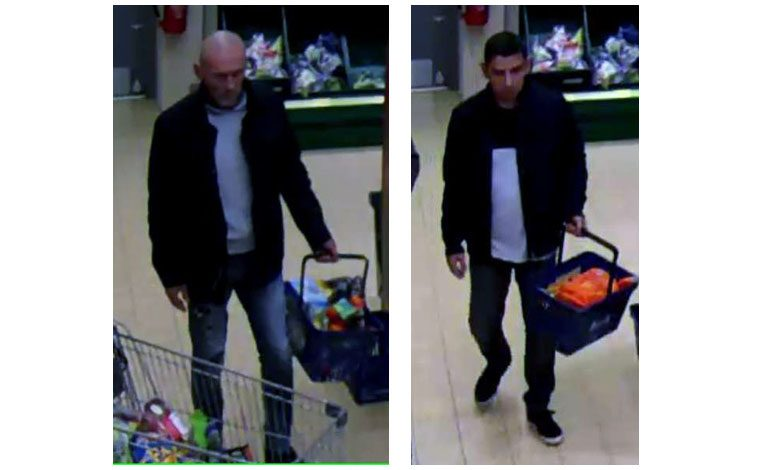 Police appeal after suspected Aldi theft