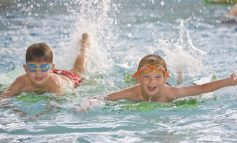 New pool activities launched at Aycliffe for half-term