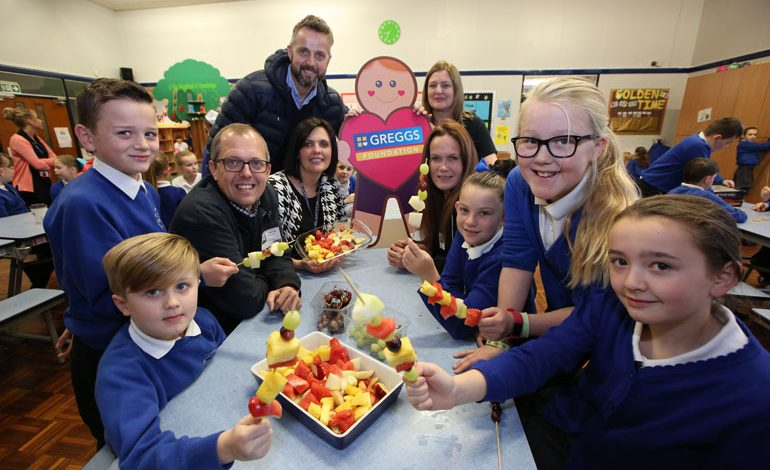 Food waste experts sponsor popular breakfast club