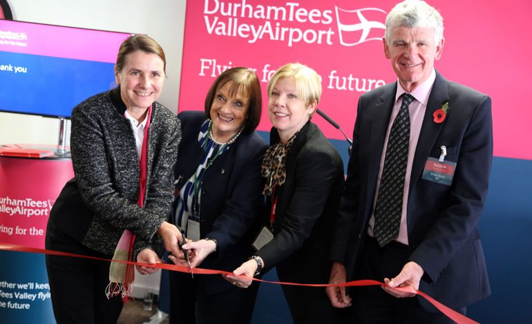 Businesses urged to back airport's 'Flying for the Future' campaign