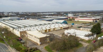 Aycliffe Business Park facility sold in £1.85m deal