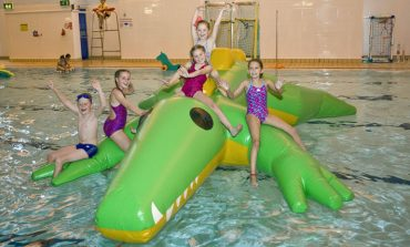 New family sessions on offer at Newton Aycliffe Leisure Centre