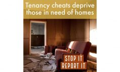 Residents encouraged to report tenancy fraud