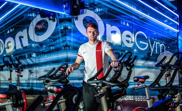Staying ahead of the game with £75,000 gym investment
