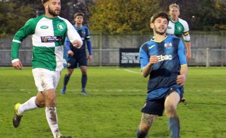 Comfortable home win for Aycliffe