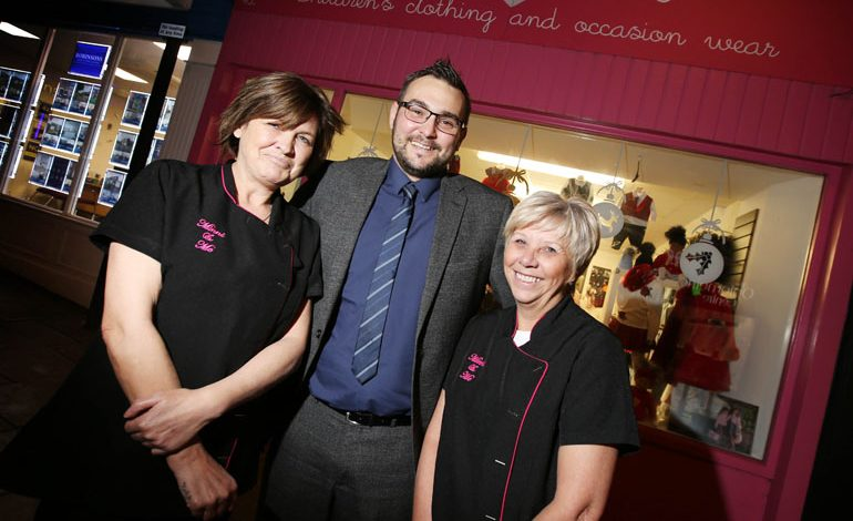 Council invests almost £1 million in small businesses