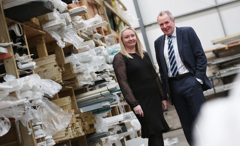 Second six-figure steel investment for Aycliffe firm