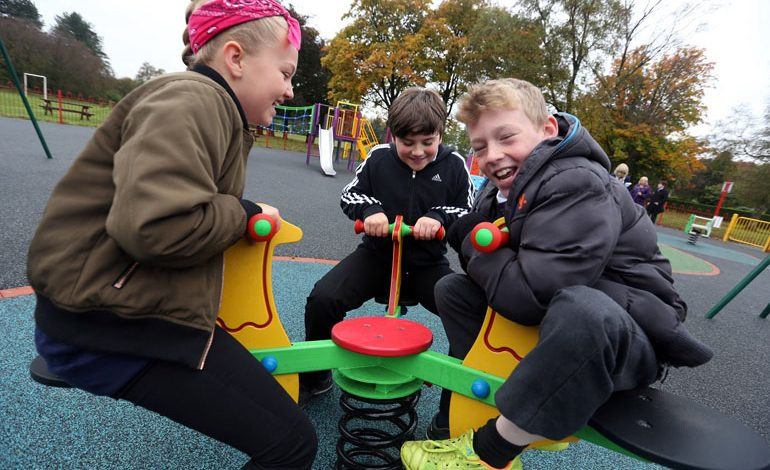 £1.75 million playtime investment continues