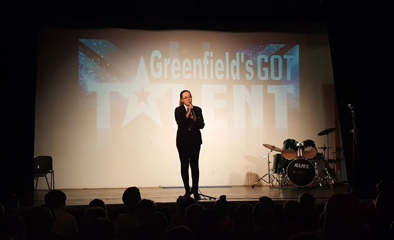 Greenfield really HAS got talent!