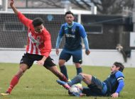 Unbeaten run continues as Aycliffe draw at Guisborough