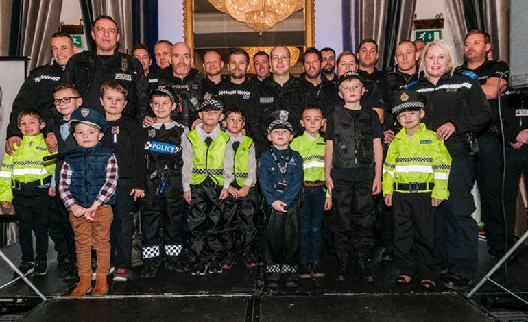 Police Interceptors raise £9k in memory of colleague