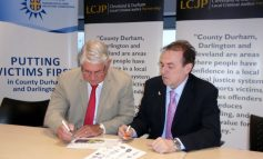 Police chiefs sign ambitious new plan to support victims and reduce reoffending
