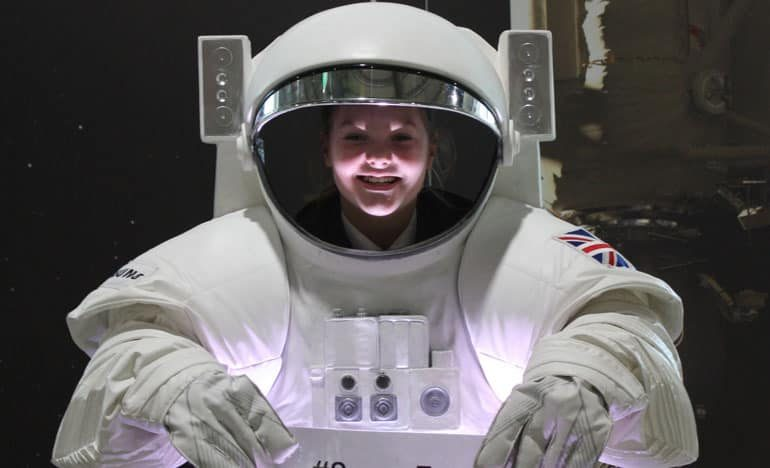 Woodham students have 'out-of-this-world' school trip