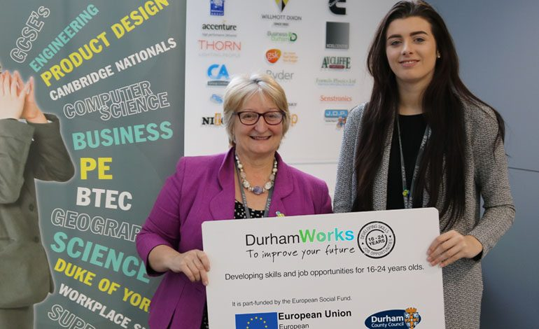 DurhamWorks – tailored recruitment and training for your business
