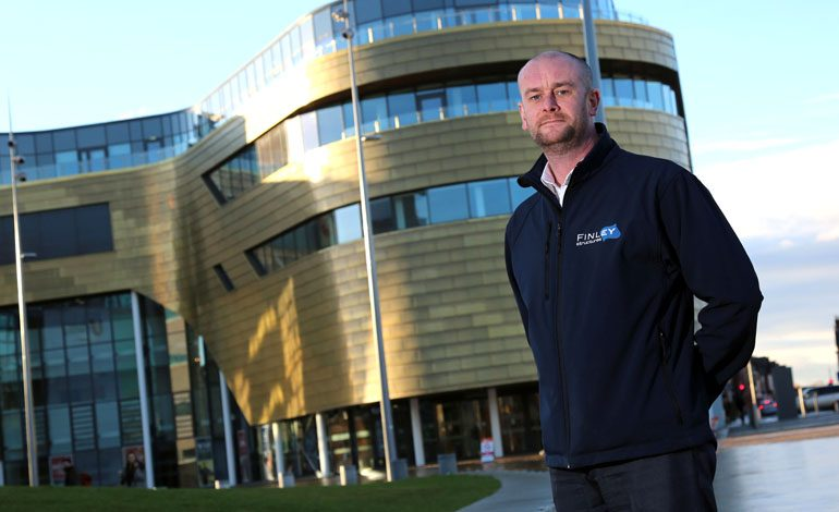 Construction firm hoping to benefit from burgeoning education sector