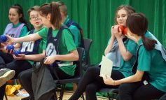 Greenfield students tackle disability in sport