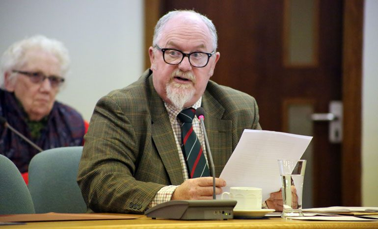 Aycliffe Show application was 'not competent' – council