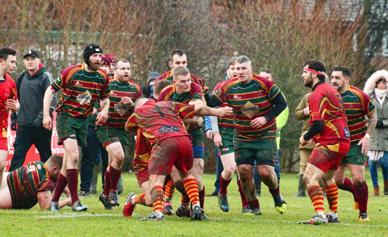 Rugby: Aycliffe in bottom two after Whitley Bay defeat