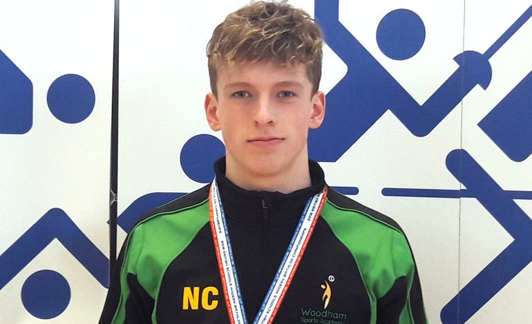 Woodham biathlete Niall to compete in national finals after regional victory