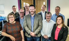 Commercial finance firm celebrates 10th anniversary with Leeds expansion – part of £1m sales ambition