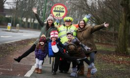 Surprise assembly for much-loved Aycliffe 'lollipop' lady