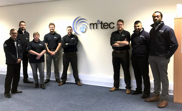 Aycliffe firm M5tec collaborates on new gas pipeline testing rig