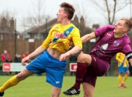 Big away win for Aycliffe at FA Vase semi-finalists Stockton Town