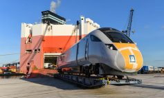 New Azuma trains arrive at Teesport ahead of services later this year