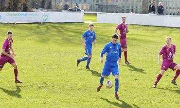 Aycliffe slip to narrow Dunston defeat