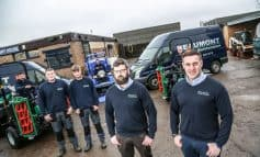 Family grounds maintenance firm is flying as ex-RAF engineer among five new staff